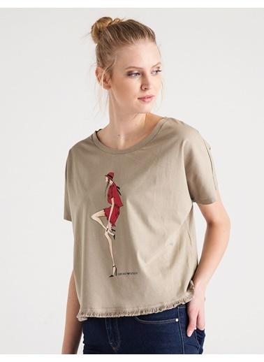 Emporio Armani Tişört Renkli